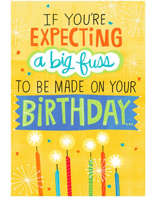 Birthdays Bose Cards Gifts